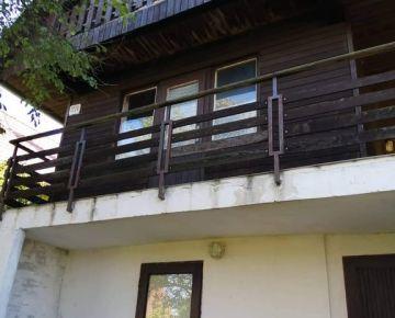 Na predaj záhradná chatka v obci Pliešovce, len 25 km od Zvolena