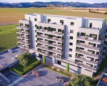 Novostavba Bytový dom Barbora – 2 izbový byt s výhľadom na Vysoké Tatry