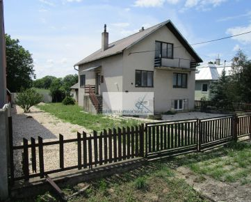 Dražba rodinného domu v Moravanoch