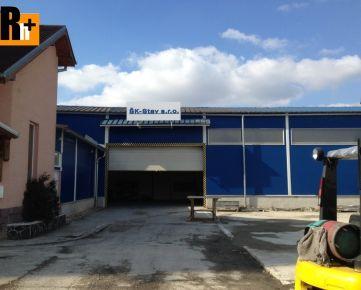 Žilina Dlhá skladovacie priestory na prenájom - ihneď k dispozícii