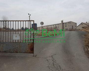 Predaj výrobnej haly s administratívnou časťou SN ( 006-110-SOS )
