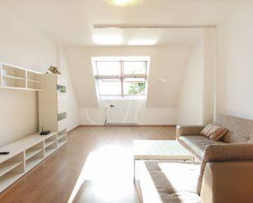 Slnečný 2i byt s lodžiou v novostavbe na prenájom v Bratislave