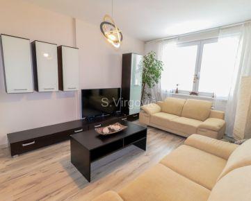Predaj pekného 3. izb. bytu po kompletnej rekonštrukcii v Pezinku, Svätoplukova ul.