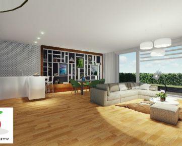 TRNAVA REALITY ponúka na predaj priestranné, moderné 2-izbové byty v Hrubej Borši