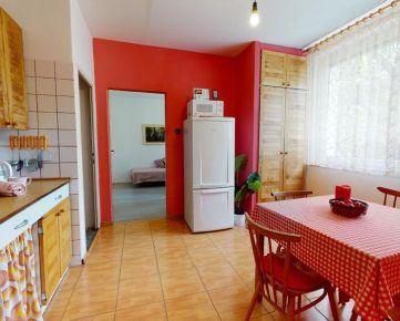 3D: 3-izb. byt, BA - Ružinov, Bystrého, Pôvodný stav, BALKÓN, garáž