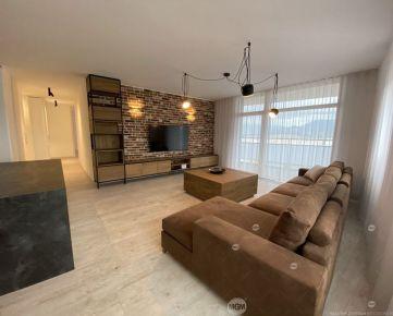 Prenájom 3 izbový byt, Žilina - Vlčince, Europalace, Cena: 1300€