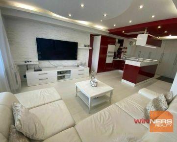 Ponúkame Vám priestranný 3i byt na Komenského ulici