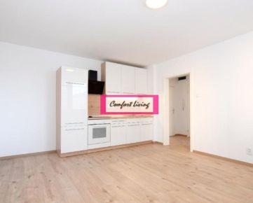 COMFORT LIVING ponúka - Kompletne zrekonštruovanú dvojgarsónku v Petržalke, moderná kuchynská linka so vstavanými spotrebičmi, nové rozvody