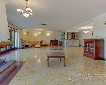 360° VIRTUÁLNA PREHLIADKA:: 6-izb. RD, BAZÉN, KRB, GARÁŽ, pozemok 3241 m2, Šamorín