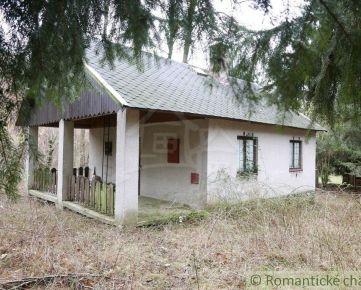 Murovaná chata v Malých Karpatoch nad Pezinkom na predaj