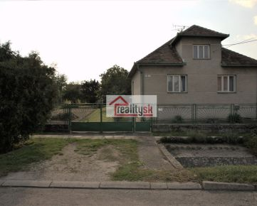 3-izbový rodinný dom v Borskom Mikuláši