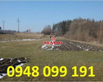 Pozemok v obci Lieskovec