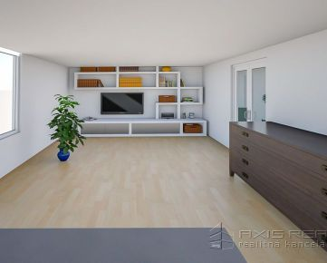 360° VIRTUÁLNA PREHLIADKA:: Pekný 3-izb. byt, krásny výhľad, LODŽIA, BA IV. Karlova Ves, ul. Nad Lúčkami