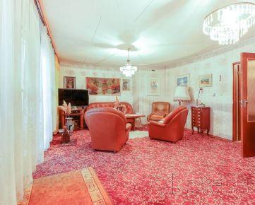360° VIRTUÁLNA PREHLIADKA:: 8-izb. RD, GARÁŽ, BA I. Staré Mesto, Buková ulica