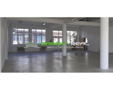 GARANT REAL prenájom skladové/ výrobné priestory 276 m2, Prešov, Budovateľská ul.
