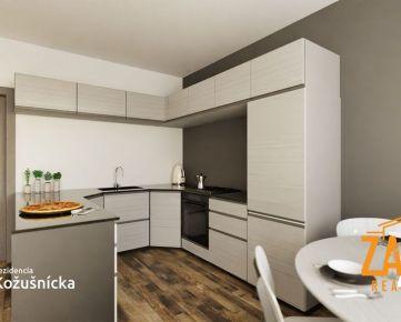 NA PREDAJ | 2 izbový byt 54m2 +  balkón, 3np. - Rezidencia Kožušnícka, byt B19