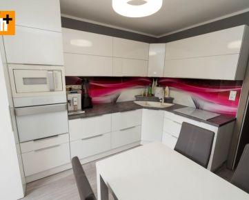 Na predaj 4 izbový byt Žilina Solinky 84m2 s možnosťou dokúpenia garáže - exkluzívne v Rh+