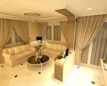 Predaj nadštandardný, luxusný 3 izbový byt v Dunajskej Strede