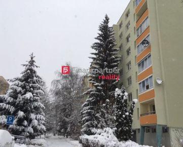 Krásny 1-izbový byt uprostred sídliska III. v Prešove (F068-111-ANM)