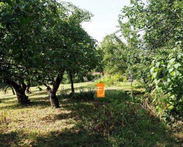 Predaj záhradky - Vyšné Opátske (Heringeš)