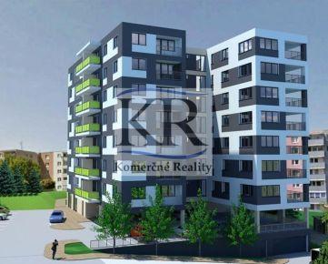 Exkluzívna novostavba 2 izbového bytu na predaj v Trenčíne na sídlisku JUH