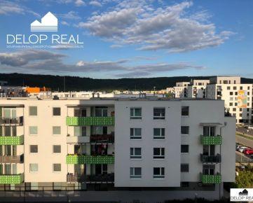 V novostavbe TAMMI v Dúbravke ponúkame na predaj 1 izbový byt