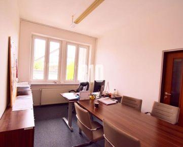 Kancelárske priestory - širšie centrum