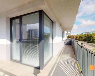 Novostavba Oppidum ponúka ešte poslednú príležitosť v podobe 3 izbového bytu s balkónom