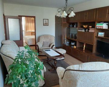 REZERVOVANÉ 4-izbový byt 80 m2 Bavlnárska Trenčín-Zámostie