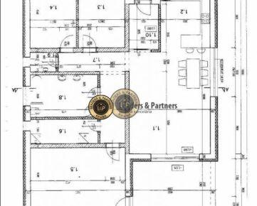 4 izbový rodinný dom v Trnave - Kamenáč, holodom, 140 m2