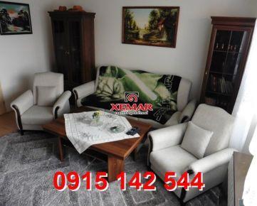 Na predaj 2 izb tehlový byt v Kokave nad Rimavicou- Znížená cena !!!