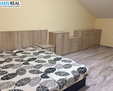 NA PRENÁJOM : Nový, kompletne zariadený  1 izbový byt vo Zvončíne.