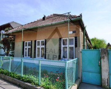 Starý dom na 17 - árovom pozemku na predaj, Čechynce