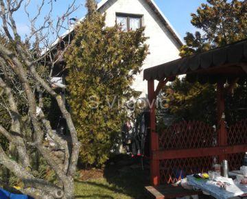 Predaj murovanej chaty v Pezinku
