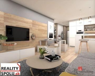 2 izbový byt Zvolen na predaj, v novostavbe HRON 2.etapa