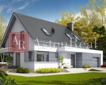 Predaj: NOVOSTAVBA, 4-izbový rodinný dom, Bratislava - JAROVCE