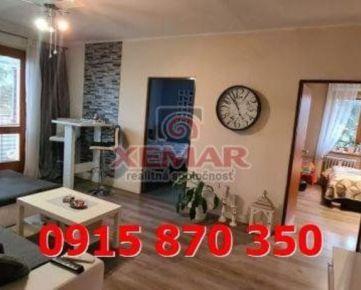 Na predaj 3 izbový byt v meste Zvolen