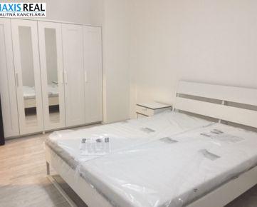 NA PRENÁJOM: Úplne nový, priestranný, zariadený 3 izbový byt s loggiou a parkovacím miestom!