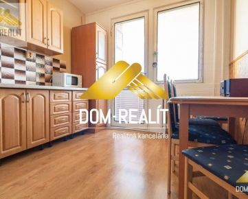 Obhliadky robíme...DOM-REALÍT a 3-izbový byt Na Hôrke - Nitra
