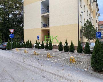 RealityKolesár prenajíma parkovacie miesto Jesenná centrum Košice