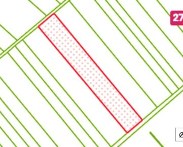 AARK: Stavebný pozemok - 2.766 m2, Senica