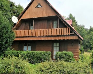 Rekreačná chalupa/dom na polosamote v krásnej prírode