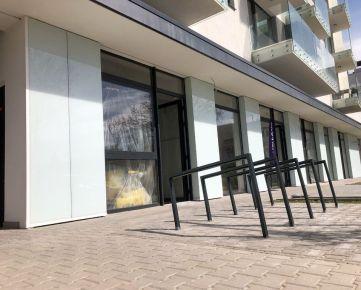 Obchodný priestor v novostavbe MATADORKA s parkovaním