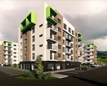 Na predaj Žilina Bytča NA KĽÚČ 2 izbový byt - exkluzívne v Rh+