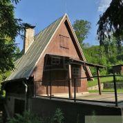Záhradná chata 50m2, čiastočná rekonštrukcia