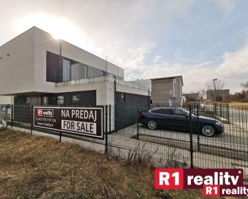"""Moderný 5 izb. dom  """" SUN SPA HOUSE """" /NOVOSTAVBA/  Banka pri Piešťanoch"""