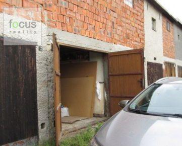 Predám garáž Zlatý potok - SPP Nové Výhodná cena