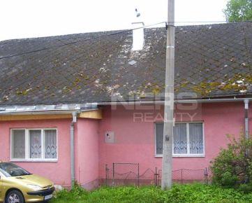 Rodinný dom v Partizánskej Ľupči,cena:30 000,- Eur
