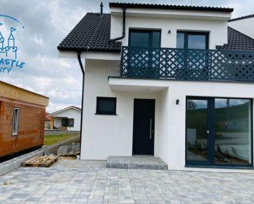 Nadštandardná novostavba rodinného domu na predaj Štitáre