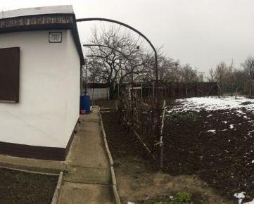 TRNAVA REALITY - ponúka EXKLUZÍVNE na predaj záhradu s chatkou v Trnave oblasť Nemečanka